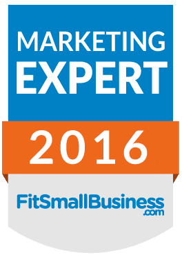 Marketing Expert Badge Fit Small Business