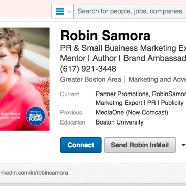 Robin-Samora-Featured-Create-an-Amazing-LinkedIn-Profile-in-6-Easy-Steps