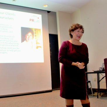 Robin Samora Speaker Boston University | 15 Tips for Building Your Brand