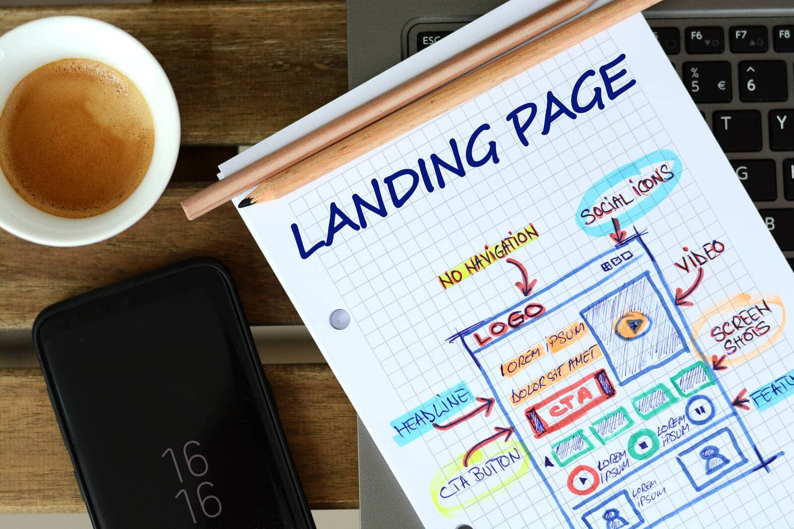 The 8 Second Rule for a Landing Page that Converts