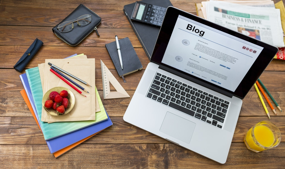 4 Reasons You Need a Blog for Your Small Business Website