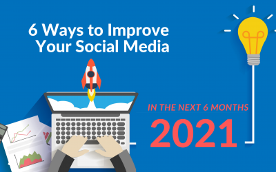 6 Ways to Improve Your Social Media in the Next 6 Months [2021]